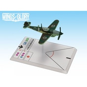 Wings Of Glory Messerschmitt Bf.109 K4 (9./JG3) Board Game