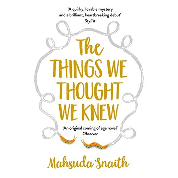 The Things We Thought We Knew  Paperback / softback 2018