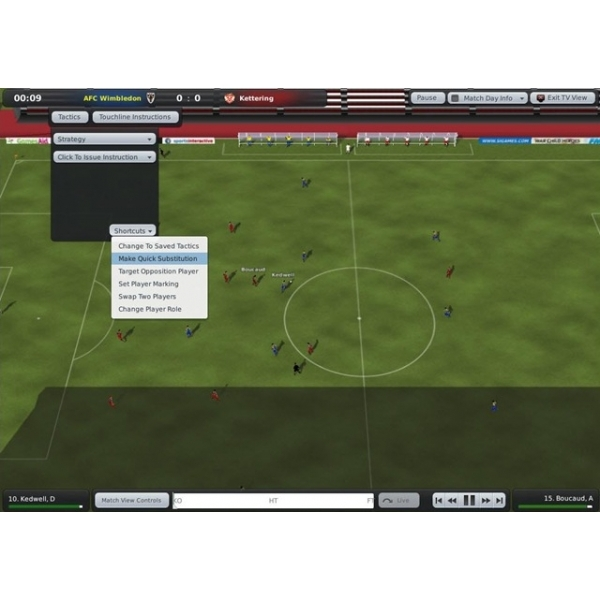 Football Manager 2010 Game PC & MAC - Image 2