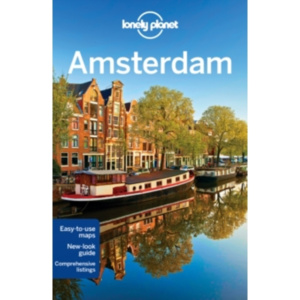 Lonely Planet Amsterdam by Catherine Le Nevez, Lonely Planet, Karla Zimmerman (Paperback, 2016)