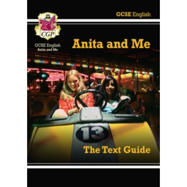 GCSE English Text Guide -  Anita and Me by CGP Books (Paperback, 2015)