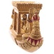 Gold Egyptian Canopy Boat - Image 4