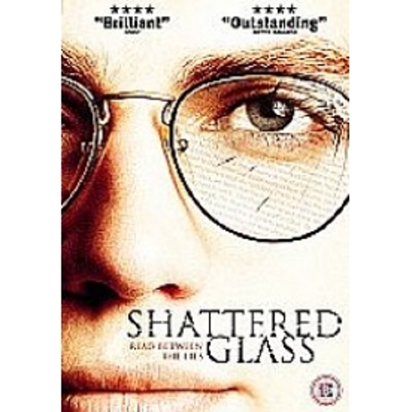 Shattered Glass DVD