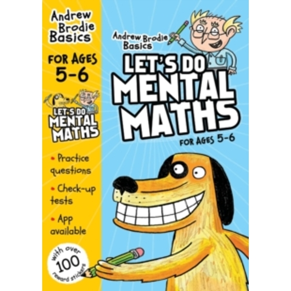 Let's Do Mental Maths for Ages 5-6 by Andrew Brodie (Paperback, 2013)
