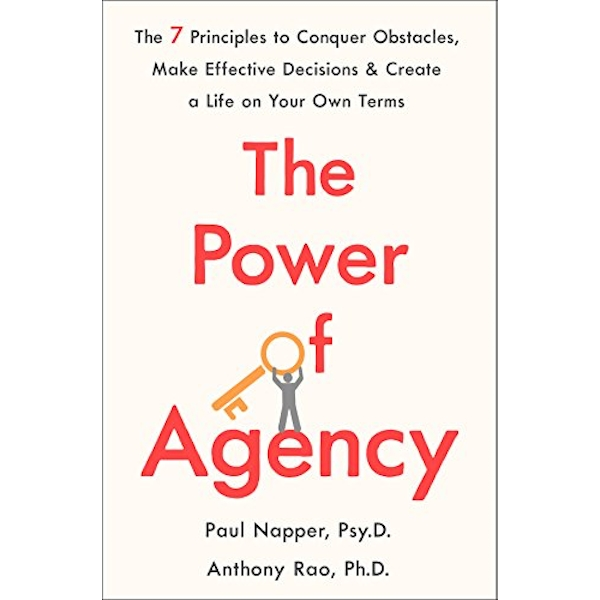 THE POWER OF AGENCY  INTERNATIONAL EDIT  Paperback 2019