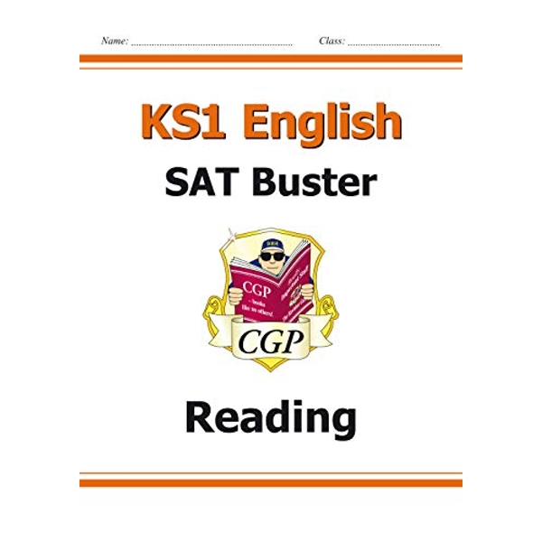 NNew KS1 English SAT Buster: Reading (for tests in 2018 and beyond) by Coordination Group Publications Ltd (CGP) (Paperback, 2016)