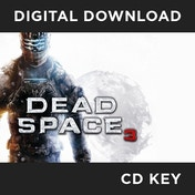 Dead Space 3 Limited Edition Game PC CD Key Download for Steam