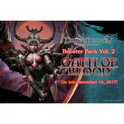 Dragoborne TCG: Vol 2. Oath Of Blood Booster Box (20 Packs)