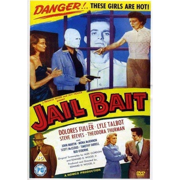 Jail Bait DVD