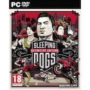 Sleeping Dogs Definitive Limited Edition PC Game