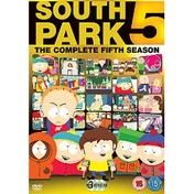 South Park Season 5 DVD