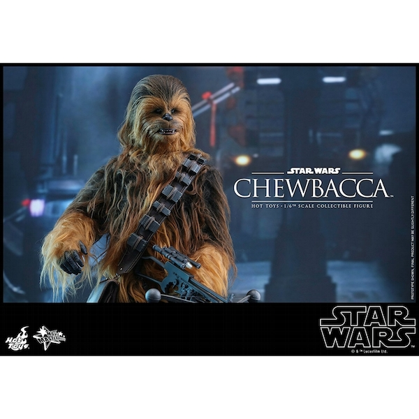 Chewbacca (Star Wars The Force Awakens) 1:6 Scale Hot Toys Figure - Image 6