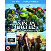 Teenage Mutant Ninja Turtles: Out Of The Shadows Blu-ray   Digital Download