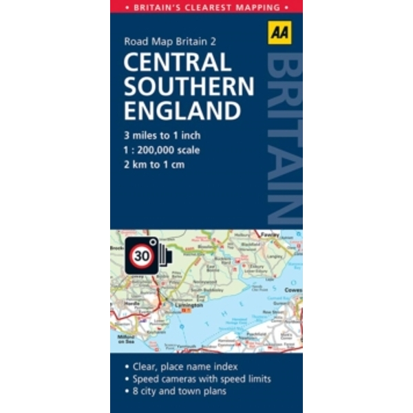 Central Southern England : 2