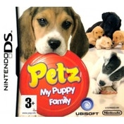 Ex-Display Petz My Puppy Family DS Used - Like New