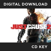 Just Cause 2 PC CD Key Download for Steam