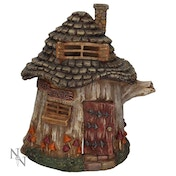 Fairy Treehouse Fairy Ornament