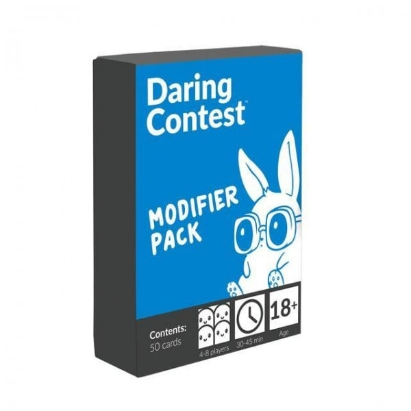 Daring Contest: Modifier Expansion