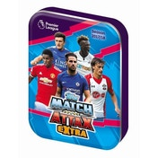 EPL Match Attax Extra 2017/18 Trading Card Mini Tin