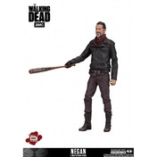 Ex-Display Negan (The Walking Dead) McFarlane 5 Inch Figure Used - Like New