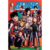 My Hero Academia, Vol. 4 : 4