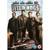 Wild Hogs Rental DVD