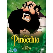 Disney's Pinocchio (1940) Artwork Sleeve DVD