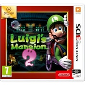 Luigis Mansion 2 Dark Moon Game 3DS (Selects)