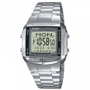 Casio DB360N-1AEF Databank Watch Silver