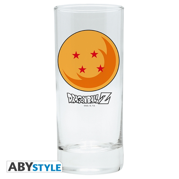 Dragon Ball - Dbz/ Crystal Ball Glass