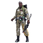 Marshmallow Winston Zeddemore (Ghostbusters) Select Action Figure