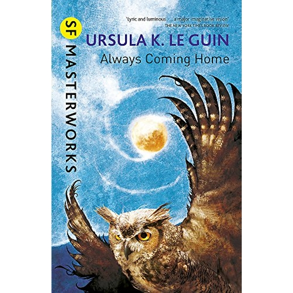 Always Coming Home by Ursula K. LeGuin (Paperback, 2016)