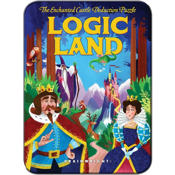 Logic Land Puzzle Game