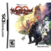 Kingdom Hearts 358/2 Days Game DS (#)