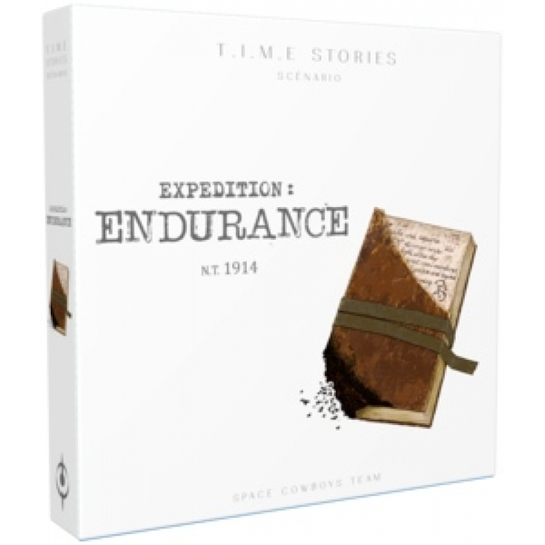 T.I.M.E Stories Expedition Endurance Expansion Board Game