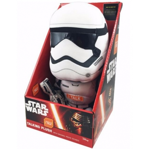 Stormtrooper (Star Wars: The Force Awakens) 9 Inch Talking Plush