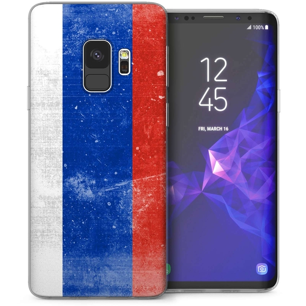 Image result for russia smartphone with flag""