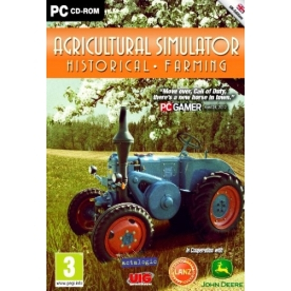 Agricultural Simulator Historical Farming Game PC
