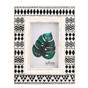Sass & Belle Scandi Boho Geo Photo Frame
