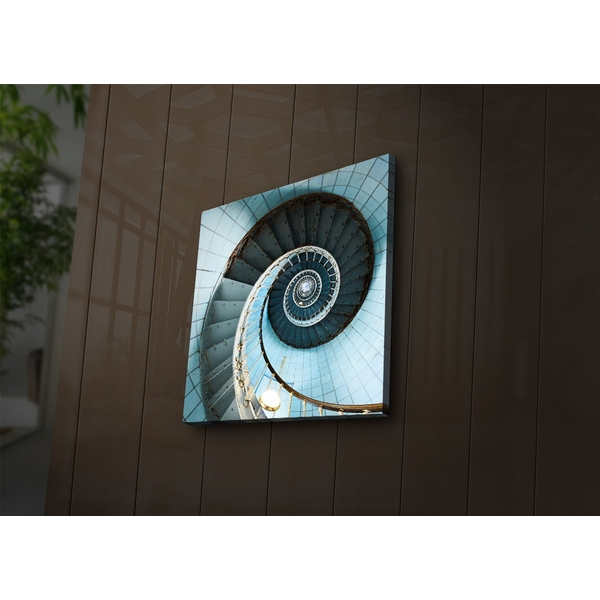 4040?ACT-27 Multicolor Decorative Led Lighted Canvas Painting