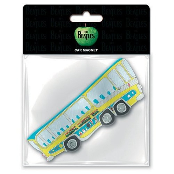 The Beatles - Magical Mystery Tour Rubber Magnet