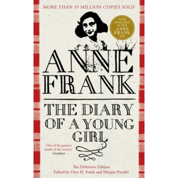 The Diary of a Young Girl: The Definitive Edition by Anne Frank (Hardback, 2012)