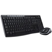Logitech Combo MK270 Wireless Keyboard & Mouse Set