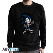 Sonic - Sonic Men's Medium Hoodie - Black
