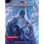 Dungeons & Dragons Storm Kings Thunder