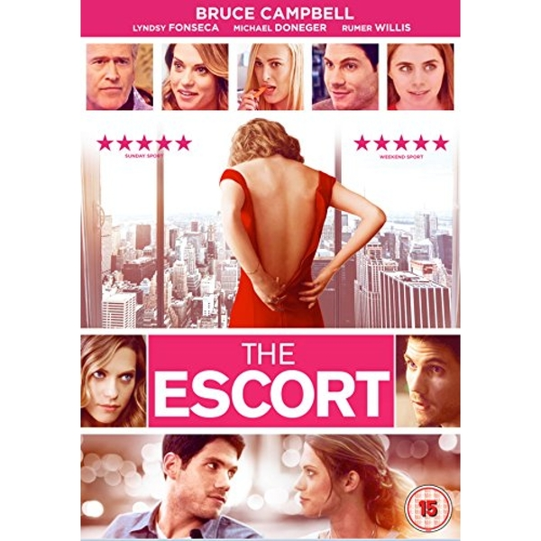 The Escort DVD