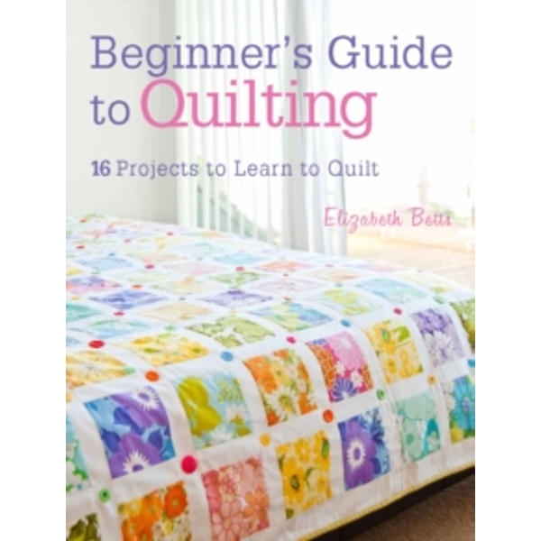 Beginner's Guide to Quilting: 16 projects to learn to quilt by Elizabeth Betts (Paperback, 2013)