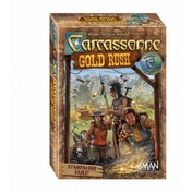 Carcassonne Gold Rush Board Game