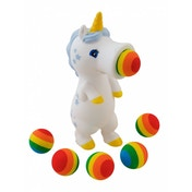 Unicorn Popper Game - White