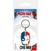 Marvel: Captain America Civil War - Civil War Keychain
